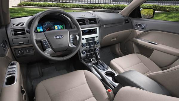 2012 ford fusion hybrid car review cars flow. Black Bedroom Furniture Sets. Home Design Ideas