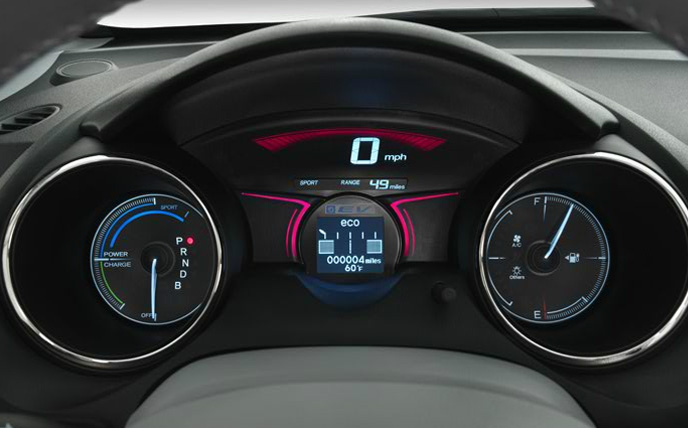 The Honda Fcx Clarity Uses Lithiumion Batteries Power Is Rated At