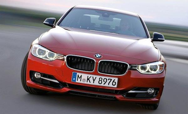 2013 BMW M3 Sedan