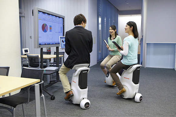 New UNI-CUB Personal Mobility Device