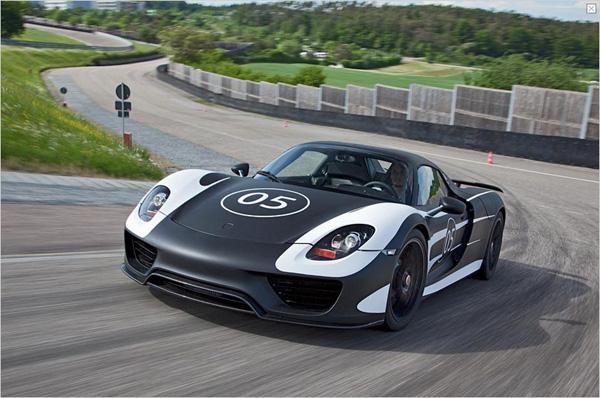 Porsche AG 918 Spyder