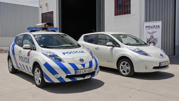 Nissan LEAF EVs