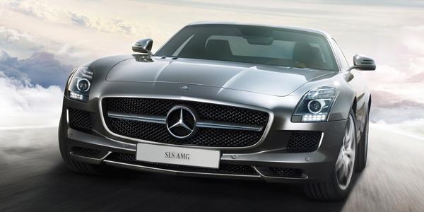 Mercedes-Benz, SLS