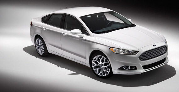 2013 Fusion a Top Safety Pick