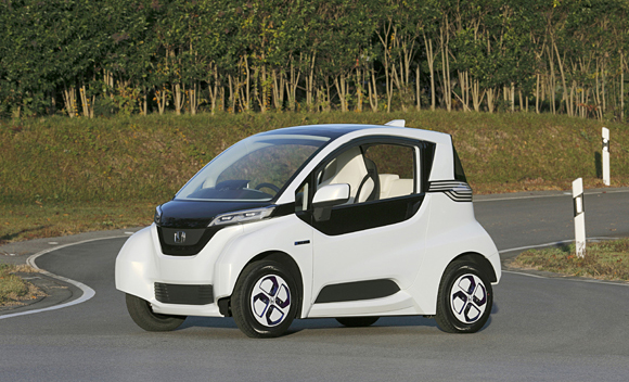 Micro-sized Electric Vehicle