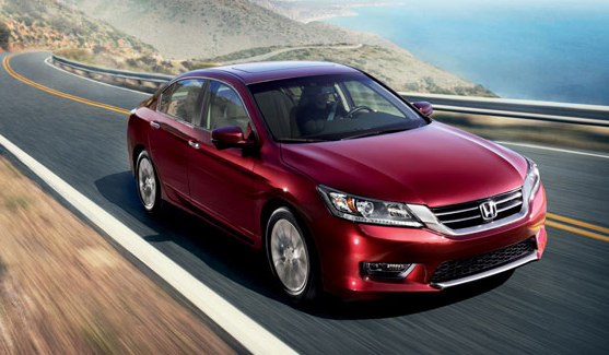 2013 Honda Accord Won The Cars USA TODAY Motor Week Midsize