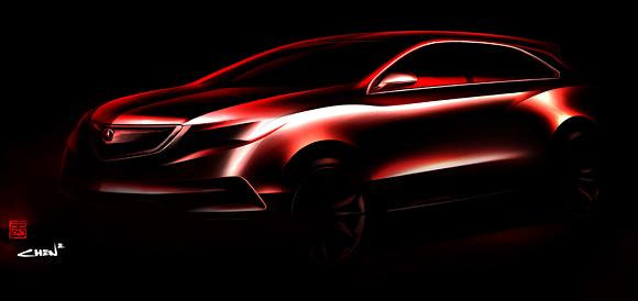 2014-Acura-MDX-Prototype