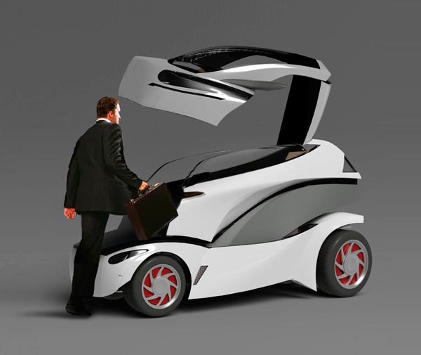 MONO-EV-Car