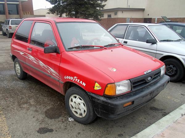 Ford-Festiva