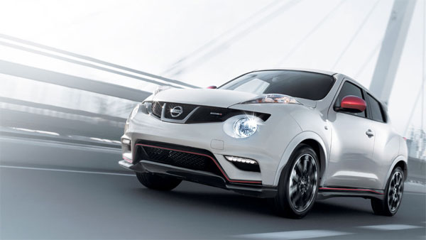 Why the Nissan Juke is becoming a popular family car