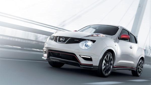 Nissan Juke unique design