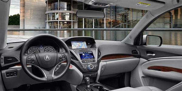 2014 Aura MDX Is Safest Car