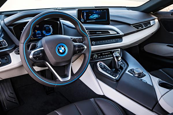 2014 BMW i8 Hybrid