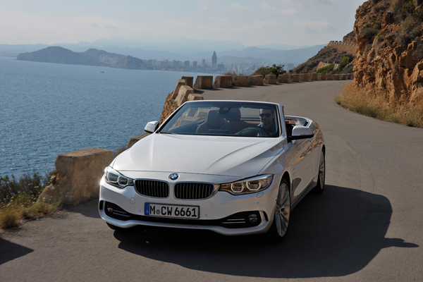 New 4 Series Convertible