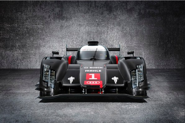 Audi New LMP1 sports car
