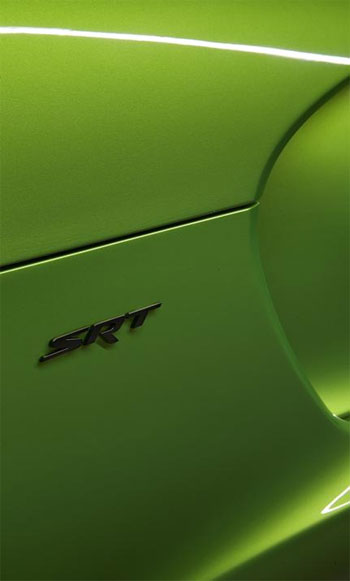 2014 Chrysler SRT Viper at North American International Auto Show