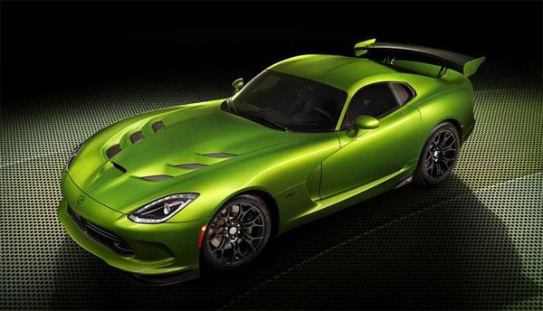 2014 Chrysler SRT Viper