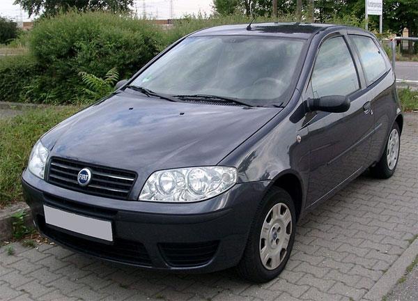 Fiat Punto 1.3 16v Multijet