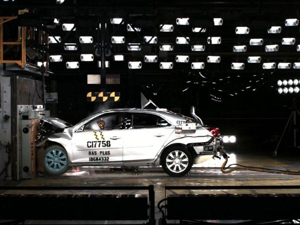 Safest Car of 2014