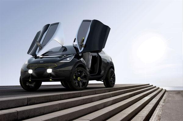 2014 Kia Niro Concept