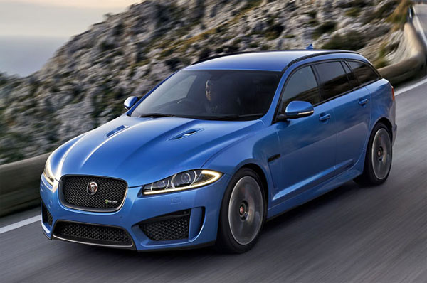 2015 Jaguar XF Range