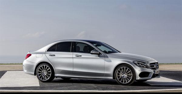 Mercedes-Benz New C-Class Saloon