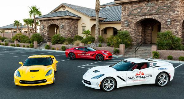 Corvette Driving Experience