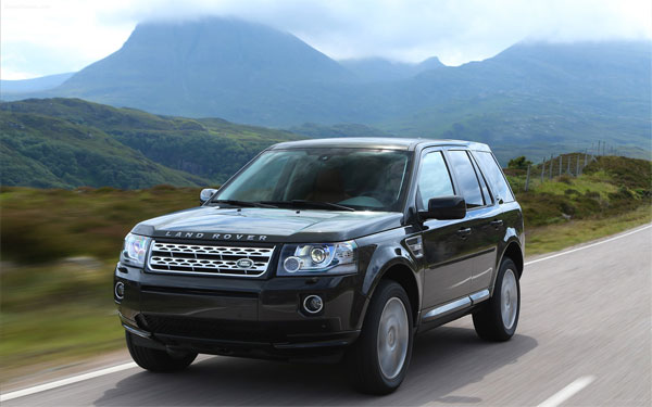 Land Rover HSE Luxury XE Freelander 2
