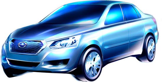 New Datsun model