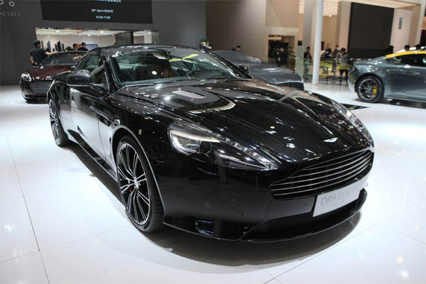 DB9 Carbon Black & Carbon White