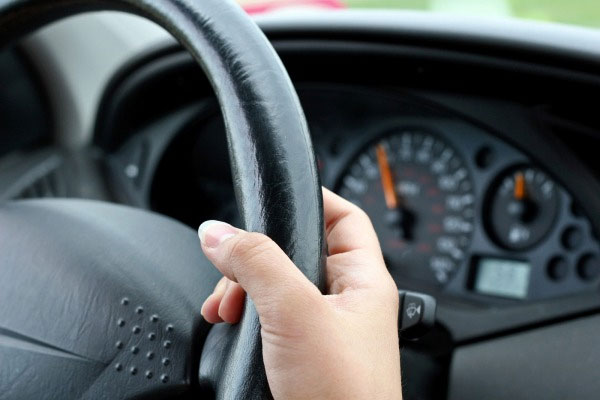 Avoid driving faster than 60 miles-per-hour