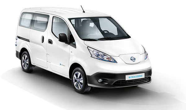 Nissan E Nv200 All Set To Be Launch In October This Year