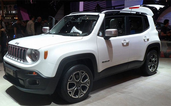jeep introduces the 2015 lineup of its suv models cars flow. Black Bedroom Furniture Sets. Home Design Ideas