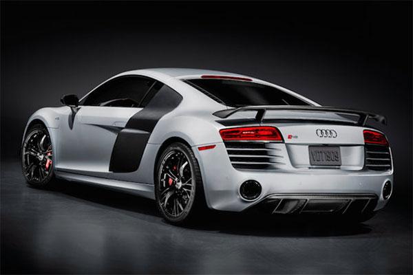 Fastest Audi R8