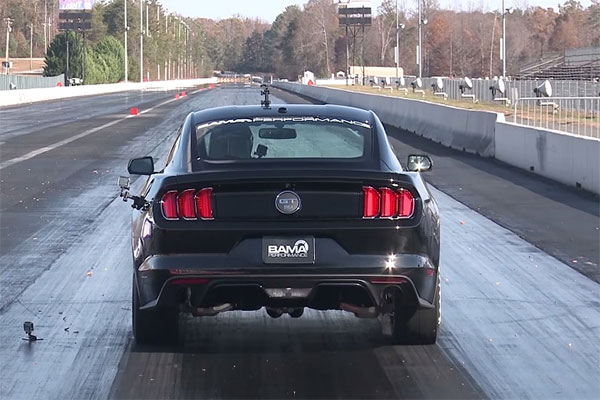 Fastest 2015 Mustang GT