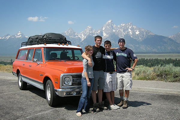 Improve Your Family's Road Trip