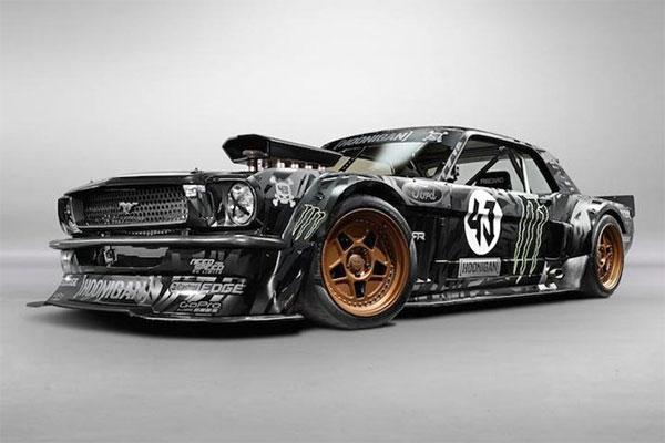 Ken Block's 845HP Mustang