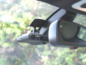 dash-fitted camera