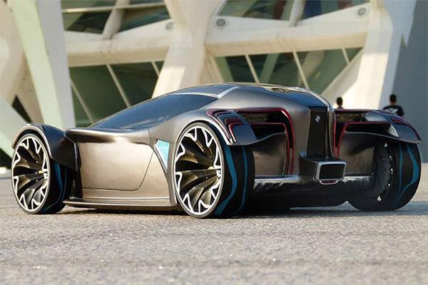 BMW i9 Concept