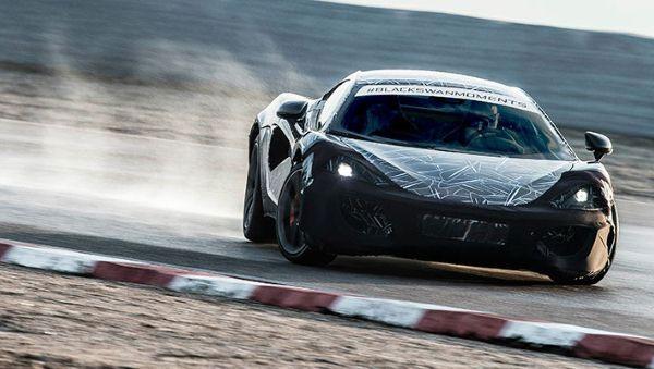 New McLaren Sports Series