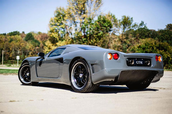 how to build a factory five kit