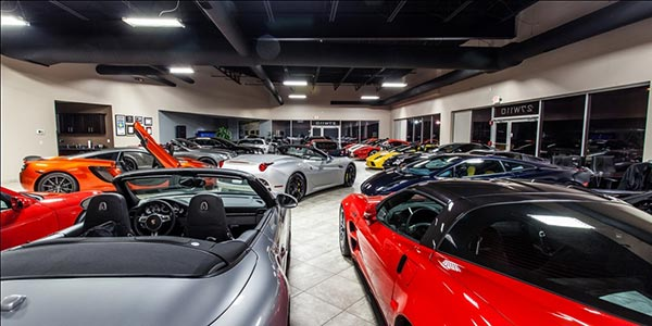 Luxury Car Dealerships Los Angeles