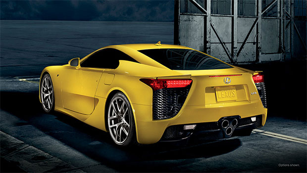 New LFA Supercar