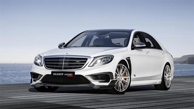 900-hp Mercedes-Benz S65 AMG
