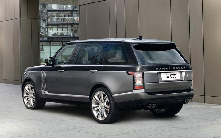 New Range Rover SVAutobiography