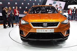 Seat 20V20 crossover concept