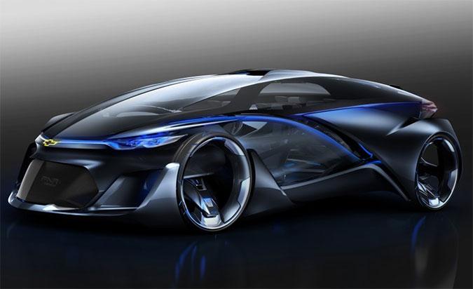 FNR Autonomous concept