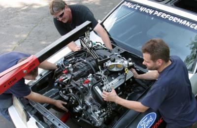 Engine-Swap
