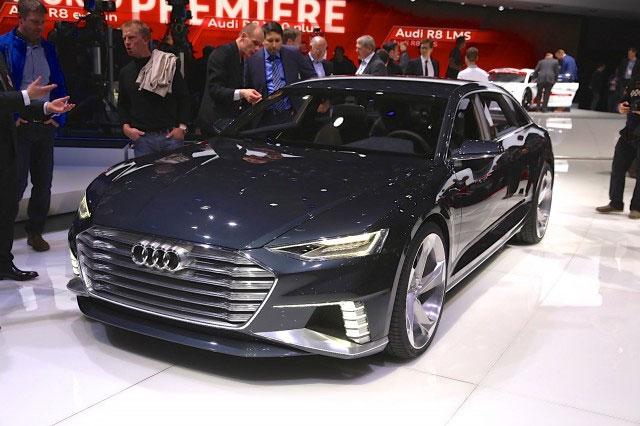 Audi Prologue Avant Price 35 000 Est