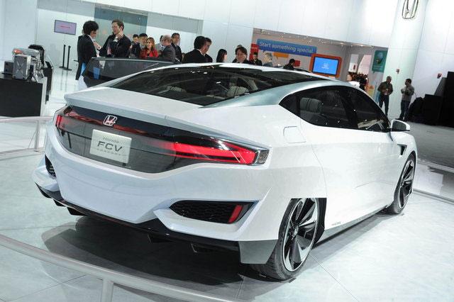 Honda-FCV